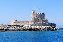 Fort of St. Nicholas, Rhodes Town, Greece