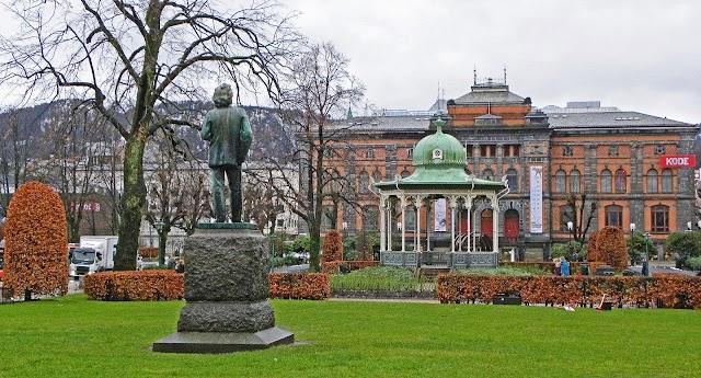 Kunstmuseene i Bergen