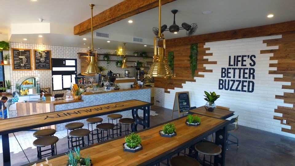 Better Buzz Coffee Roasters Pacific Beach West