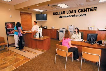 Dollar Loan Center Payday Loans Picture