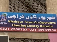 Khairpur Town Co-Operative Housing Society Ltd. karachi