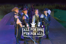 The Three Musketeers: Voyage Home, Orlando, United States