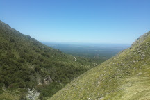 Salto del Tabaquillo, Merlo, Argentina