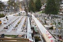 Mountaineers' Cemetery, Zermatt, Switzerland