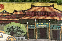 Hanoi Ceramic Mosaic Mural, Hanoi, Vietnam