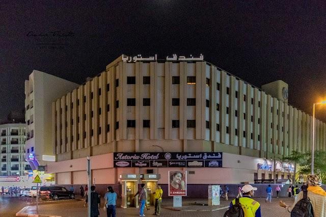 TGI THURSDAY ASTORIA HOTEL DUBAI UAE