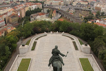 National Monument at Vitkov, Prague, Czech Republic