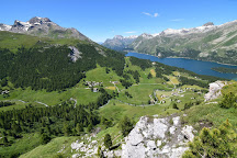 Val Fex, Sils im Engadin, Switzerland