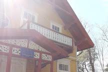 Antanas Moncys House, Palanga, Lithuania