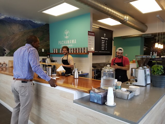 Pachamama Coffee Bar