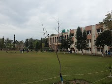 NUML Central Library islamabad