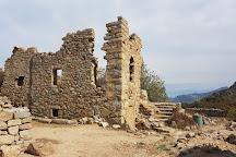 Village abandonné d'Occi, Lumio, France