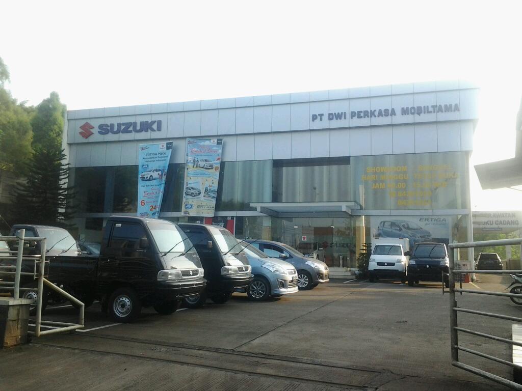 Dealer Mobil Suzuki Cibubur
