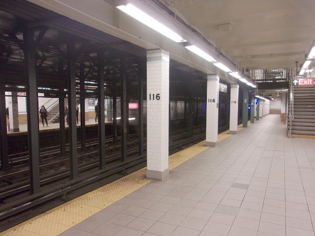 MTA-116th St-Columbia Univ