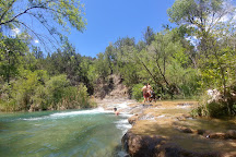 Fossil Creek Wilderness, Camp Verde, United States