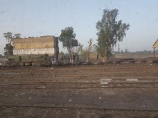 Jacobabad junction Railway Station