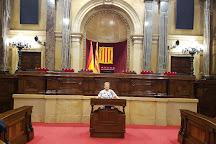 Parlament de Catalunya, Barcelona, Spain
