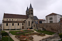 Collegiale Notre Dame de Melun, Melun, France