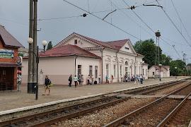 Железнодорожная станция   Svaljava