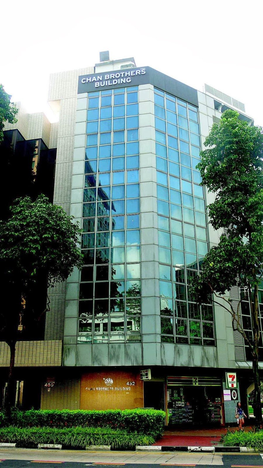 Chan's World Holidays Pte Ltd