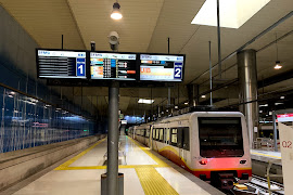 Станция  Estació Intermodal