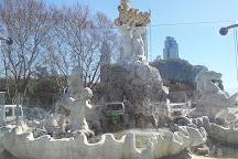 Fuente de Las Nereidas, Buenos Aires, Argentina