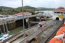 Panama Canal, Panama City, Panama