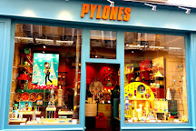 PYLONES, Paris, France