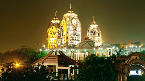 ISKCON Temple Delhi-Glory Of India & Vedic Cultural Centre, New Delhi