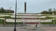 Монумент Навеки с Россией, улица Максима Горького на фото Ижевска