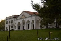 The Sanctuary of Nostra Signora della Guardia, Minucciano, Italy