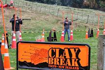 Clay Break Taupo, Taupo, New Zealand