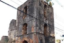 Ruinas Igreja Nossa Senhora da Conceicao, Guarapari, Brazil