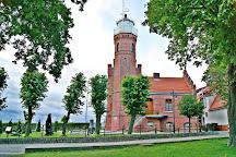 Ustka Lighthouse, Ustka, Poland