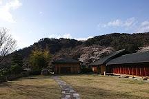 Yamadera Basho Memorial Hall, Yamagata, Japan