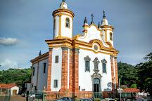 Santuario de Sao Joao Batista, Barao De Cocais, Brazil