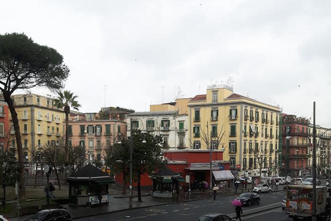 Piazza Cavour, Naples, Italy