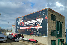 Teamsport Indoor Karting Docklands, London, United Kingdom