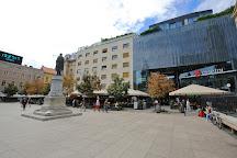 Cvjetni center mall, Zagreb, Croatia