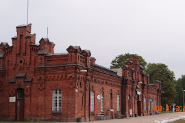 Железнодорожная станция  Suwalki