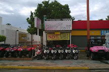 Pacific Moto Rent, Mazatlan, Mexico
