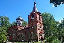St George's Orthodox Church, Varska, Estonia