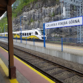 Железнодорожная станция  Szklarska Poręba Szklarska Poręba dworzec autobusowy
