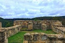 Ruine Falkenburg, Detmold, Germany