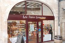 Les Trois Greniers, Chalon-sur-Saone, France