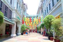 Lucky Chinatown Mall, Manila, Philippines