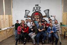 Bad Axe Throwing, Ottawa, Canada