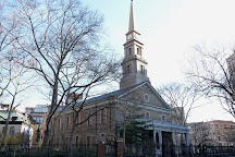 St. Mark's-in-the-Bowery Church, New York City, United States