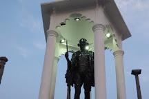 Seaside Promenade, Pondicherry, India