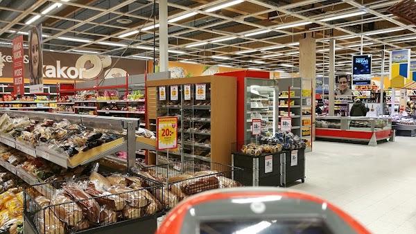 ica supermarket matmästaren